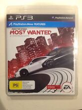 Need For Speed Most Wanted Forestville Warringah Area Preview