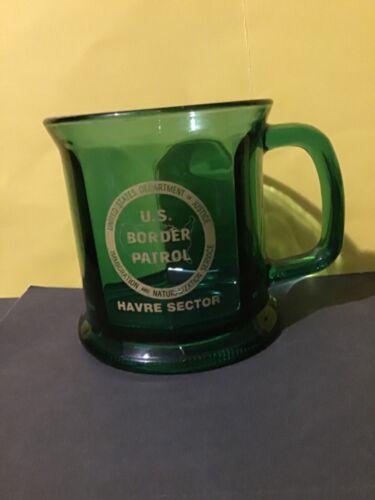 US Border Patrol Havre Sector Coffee Mug,United States Department of Justice