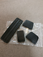 Datsun 240z pedal rubbers
