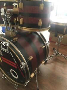CB custom drum set