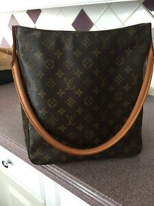 Authentic Louis Vuitton GM Looping bag