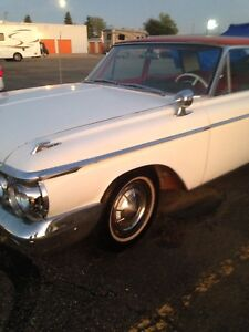Looking for parts 62 Merc