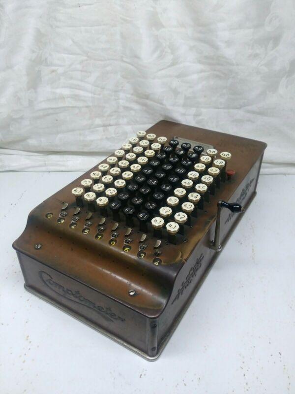 Vintage Felt & Tarrant Comptometer Model H