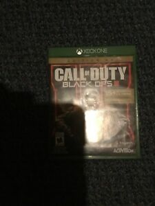 Call of Duty Black OPS 3 Edition or