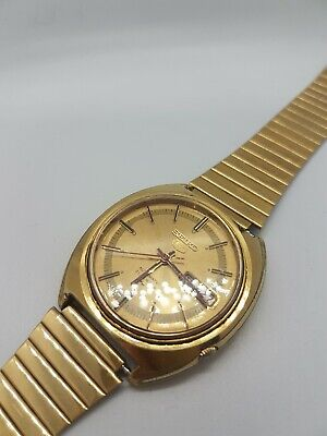 Vintage Seiko 5 Automatic Mens Watch.