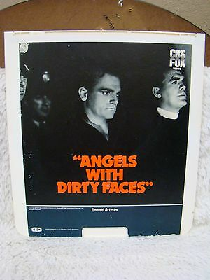 Ced Videodisc Angels With Dirty Faces  1938   United Artists  Cbs Fox Warner Vid
