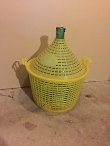 Demijohn 54 litres, 8 available