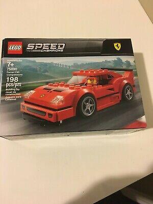 LEGO Speed Champions Ferrari F40 Competizione (75890)