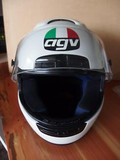 AGV Vehicle Helmet