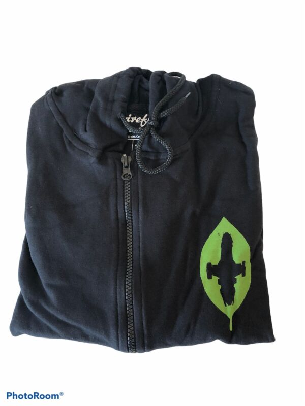 FIREFLY SERENITY WASH 'LEAF ON THE WIND' HOODIE Loot Crate NEW Size Large