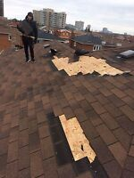 Roof repair reliable and trustworthy call Russell at 4168375289