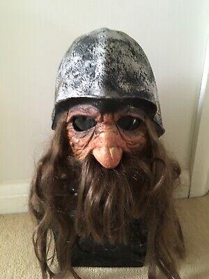 Don Post Halloween Masks (Horror Halloween Old Don Post Biker Rocker)