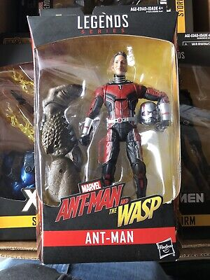 Marvel Legends - 6 In - Ant-Man - Cull Obsidian Series - MOC