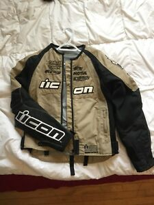 Women's Icon Motorcycle Jacket