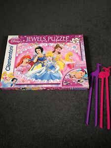 Disney Princess Jewels Jigsaw Puzzle Manly Manly Area Preview