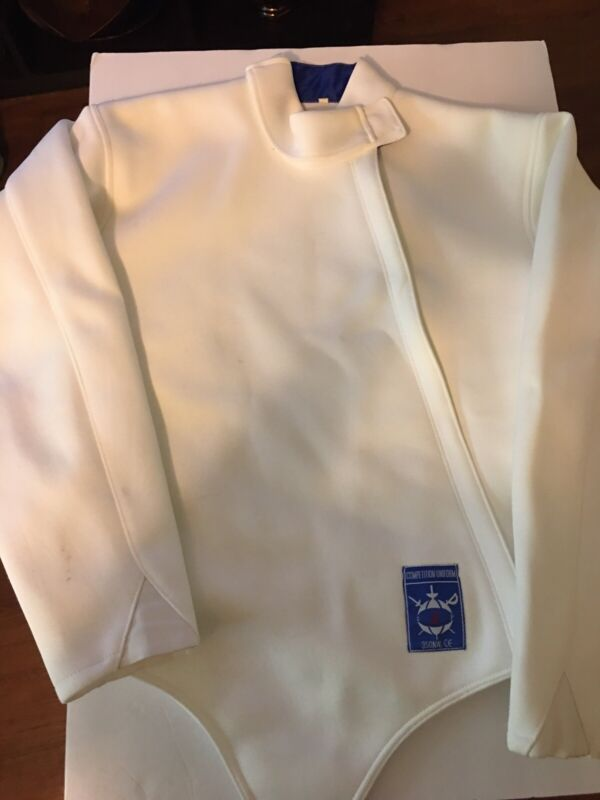 Zzp 350NW, CE Fencing Competition Coat Sz 40