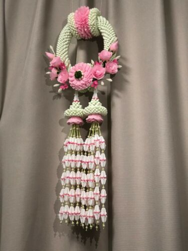 Thai traditional flower garland, Flower Thai, Jasmin garland, Phuang Malai Activ