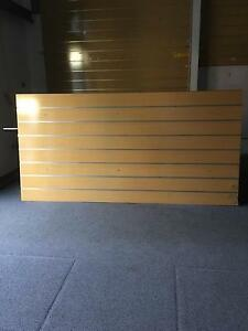 Slat boards for shop display Burwood Burwood Area Preview