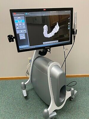 3m Digital Scanner 2014 Espe True Definition Dental Orthodontic Restoration