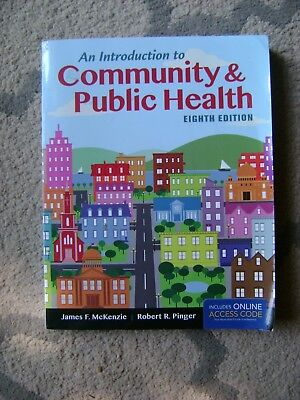 An Introduction To Community   Public Health Eight Edition   Mckenzie Pinger