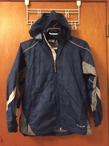 Columbia youth (size 10-12) windbreaker/ rain coat - hardly worn