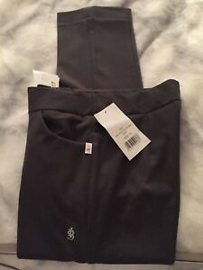 Brand new with tags de la Salle school girls pants sz 14