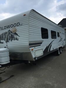 2007 Wildwood by forest river 27'