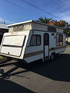 Caravan Poptop - Millard 17ft Immaculate Condition Brompton Charles Sturt Area Preview