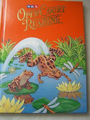 Sra Open Court Reading Grade 1 Book 1 Student Text Isbn  0075692422