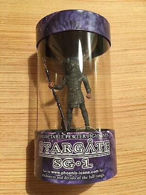 Stargate SG-1 Series 1 Pewter Figure Jaffa Serpent Guard Phoenix