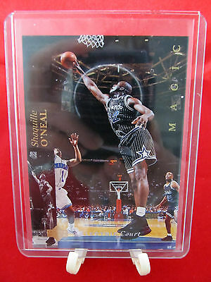 1994-95 Upper Deck Shaquille O'Neal Electric Court SP Card #32 Magic Lakers Mint