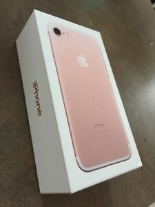 *brand new iPhone 7