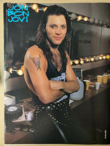 JON BON JOVI - Vintage Poster - early 1990