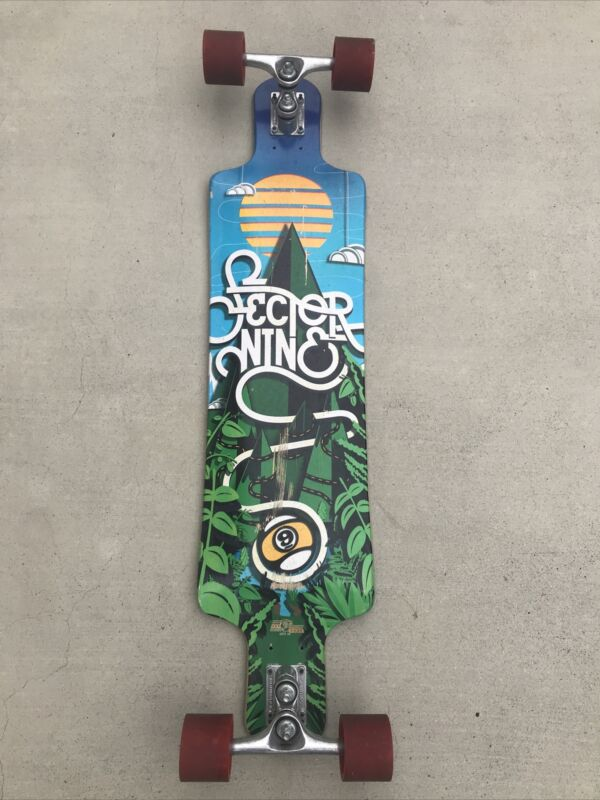 Used Sector 9 Longboard
