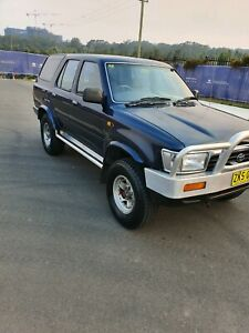 1993 TOYOTA HILUX 4RUNNER 4x4 LONG REGO EXTRAS QUICK SALE