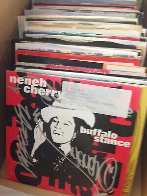 """100 x 7"""" Singles - 70's 80's JOB LOT COLLECTION - ALL LISTED"""
