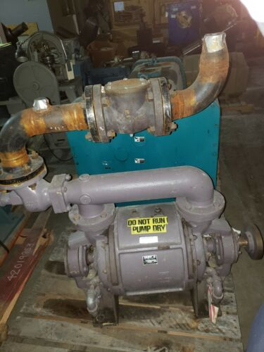 Nash vacuum pump Liquid ring vacuum pump CL-403