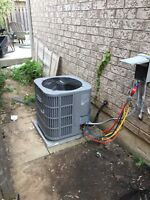 Ac Repairs, Ac installation, Ductwork, HVAC services, Gas Lines