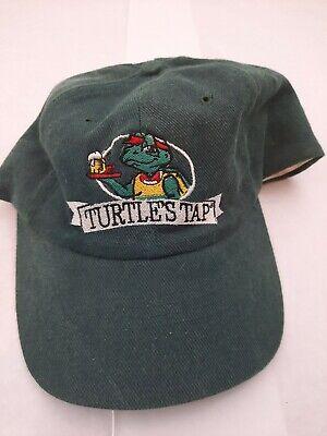 turtles tap nissan vintage hat strapback - Embroidered  cap - green