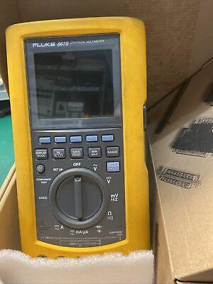 Fluke Graphical Multimeter 867b For Parts