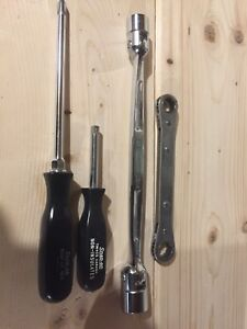 Vintage/new snap on tools, great shape