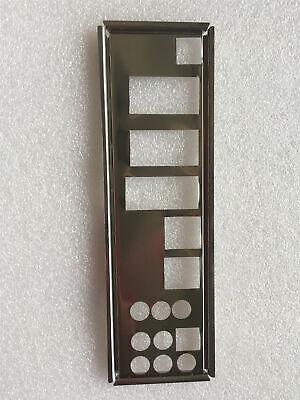 Original IO I//O Shield Back Plate BackPlate Blende Bracket for ASUS X99-A II CA