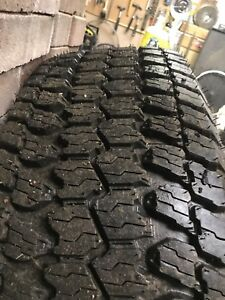 "Brand new LT 275/65 R 18"" Goodyear  wrangler tire.$80"