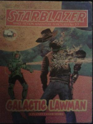Starblazer Science Fiction
