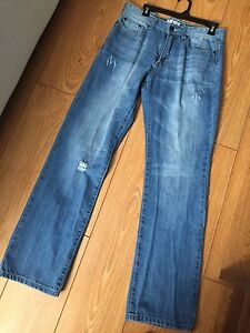 Gongshow Bauer Jeans and Kacki pants