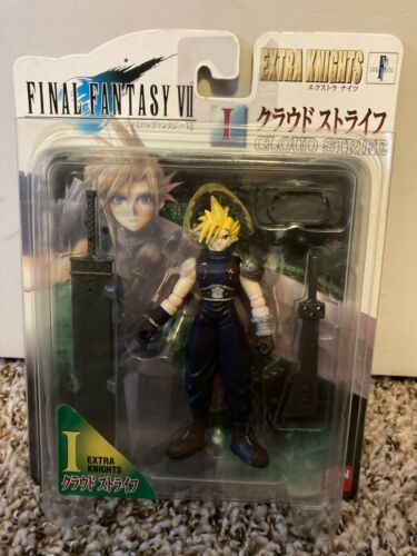 Final Fantasy VII - Extra Knights - Cloud Strife - Bandai Action Figure