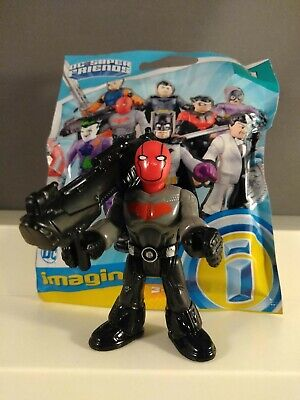 Imaginext DC Super Friends Series 1 Red Hood in Unopened Blind Bag