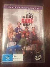 Big Bang theory complete third season. Somerville Mornington Peninsula Preview