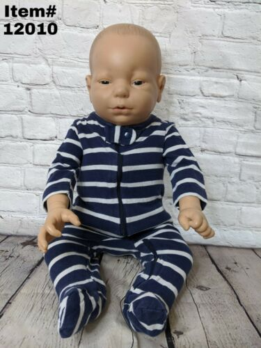 Ready Or Not Tot Baby Boy Manikin Cry Box Outfit UNTESTED ReBorn