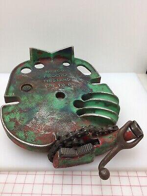 Ridgid No 460 18 - 6 Portable Chain Vise Head Only